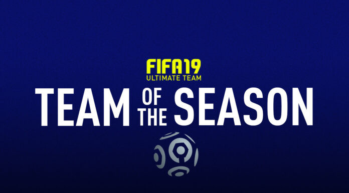 TOTS Ligue1 FIFA Ultimate Team FIFA 19