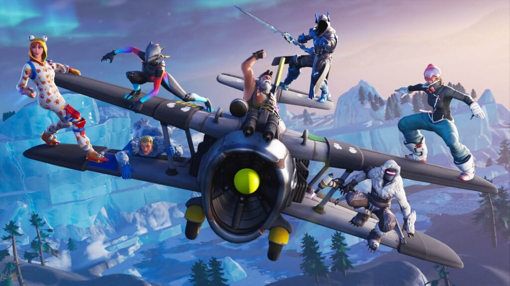Fortnite Epic Games Patch 9.30 Stagione 10 20 LTM DirectX 11