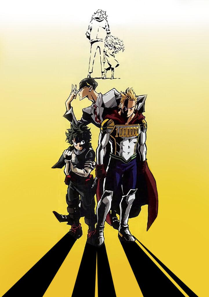 my hero academia san diego comic-con trailer anime