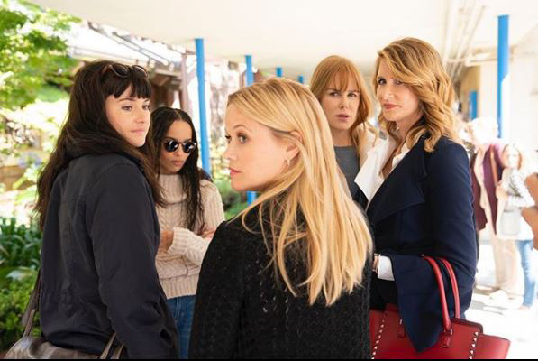 Big little lies seconda stagione HBO