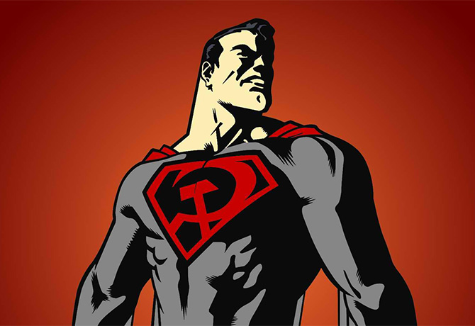 Superman: red Son Man of Tomorrow Justice League: apokolips war Warner Bros.