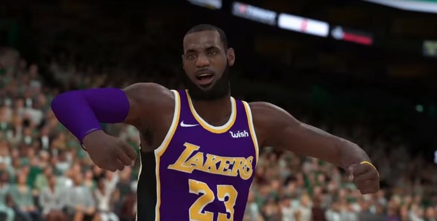 NBA 2K20 Playlist Ufficiale