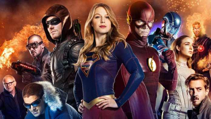 Crisi sulle Terre Infinite arrowverse Superman Brandon Routh Kingdom Come