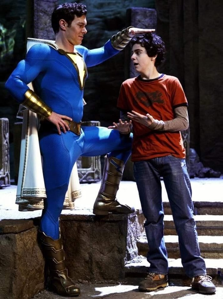 shazam! home-video dc comics