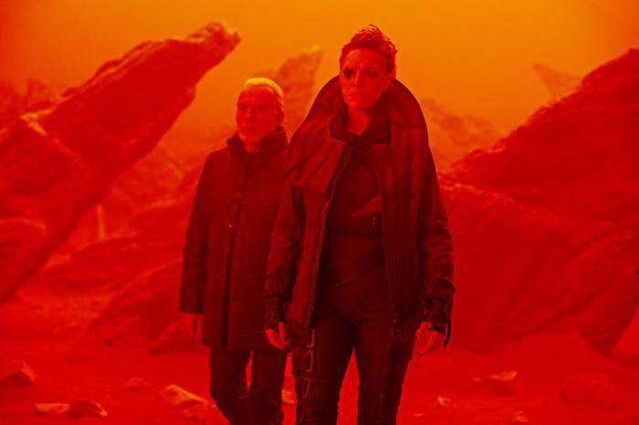 A Better Yesterday krypton 2x05 syfy