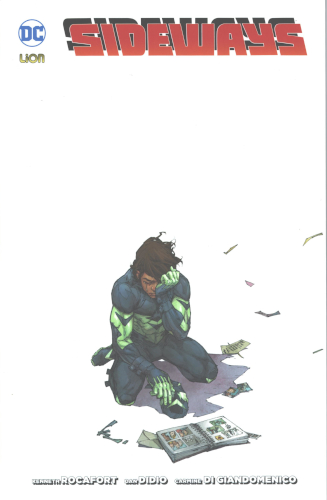 rw edizioni dc comics uscite luglio batman dannato