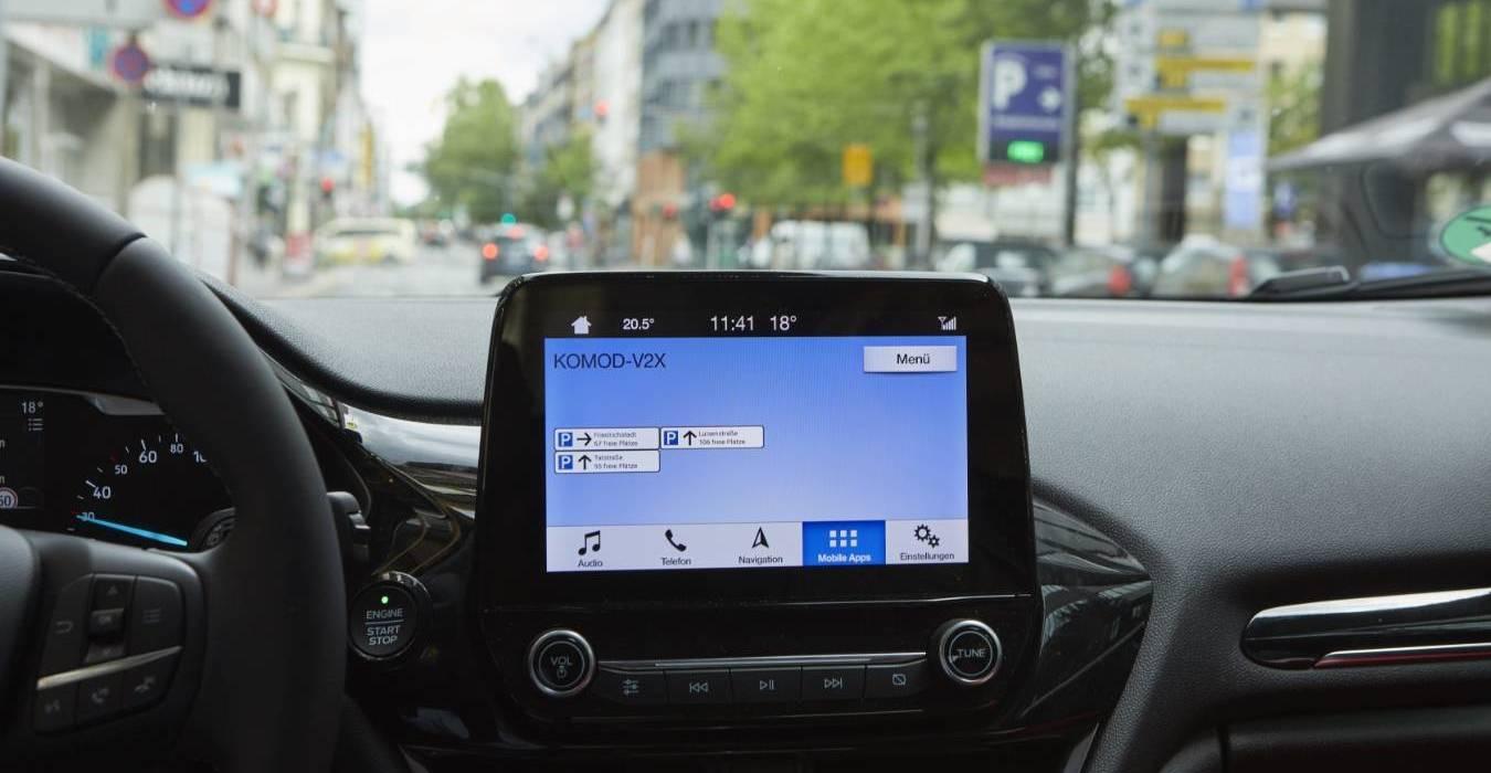 Ford E Vodafone