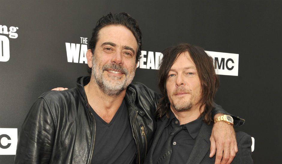 The Walking Dead: Jeffery Dean Morgan & Norman Reedus