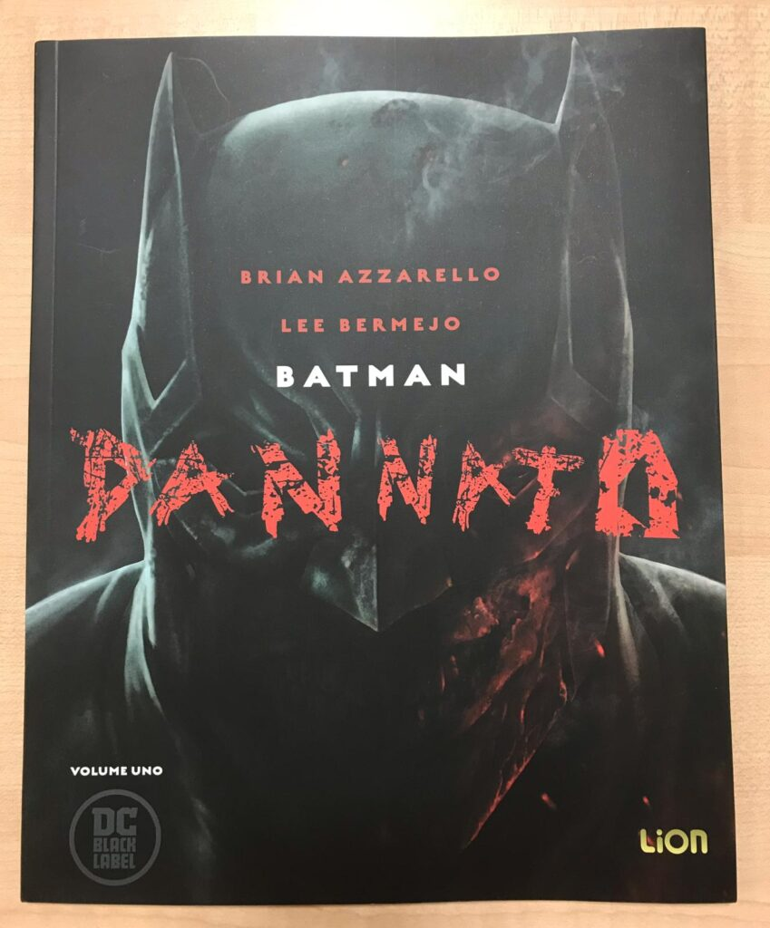 recensione batman dannato dc black label lee bermejo
