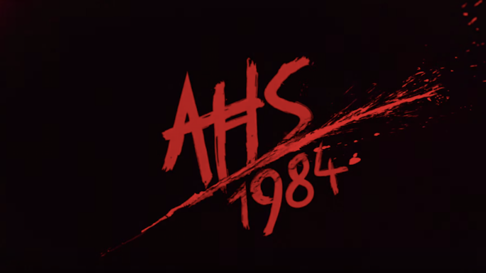 american horror story nona stagione 1984 teaser trailer