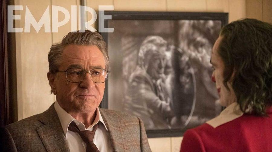 Robert De Niro in Joker di Todd Phillips