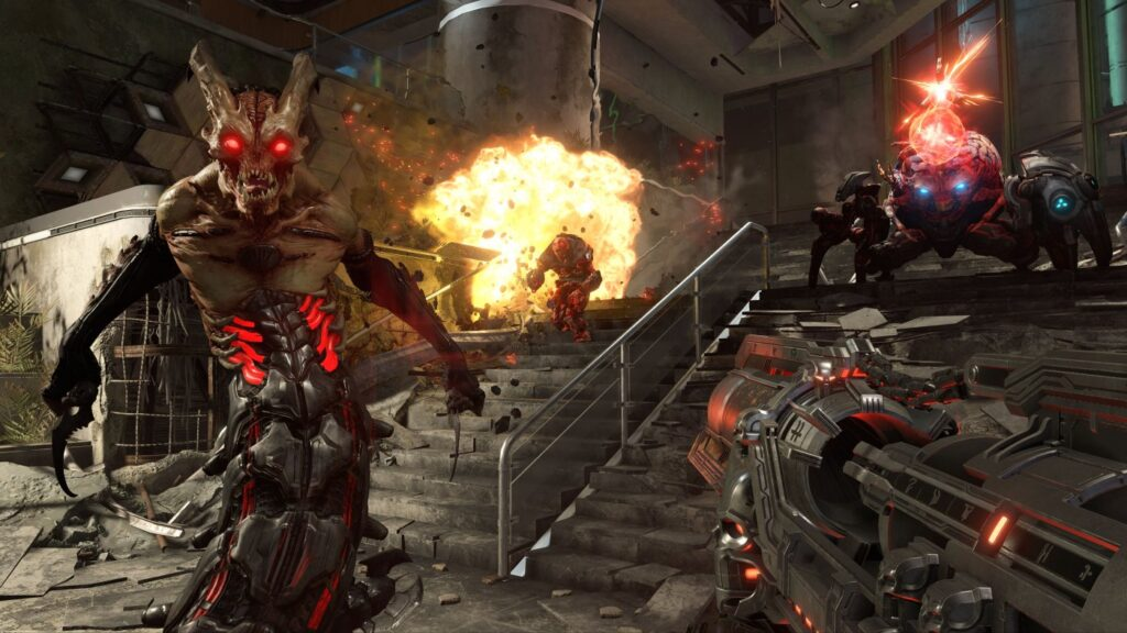 Doom Aternal al QuakeCon