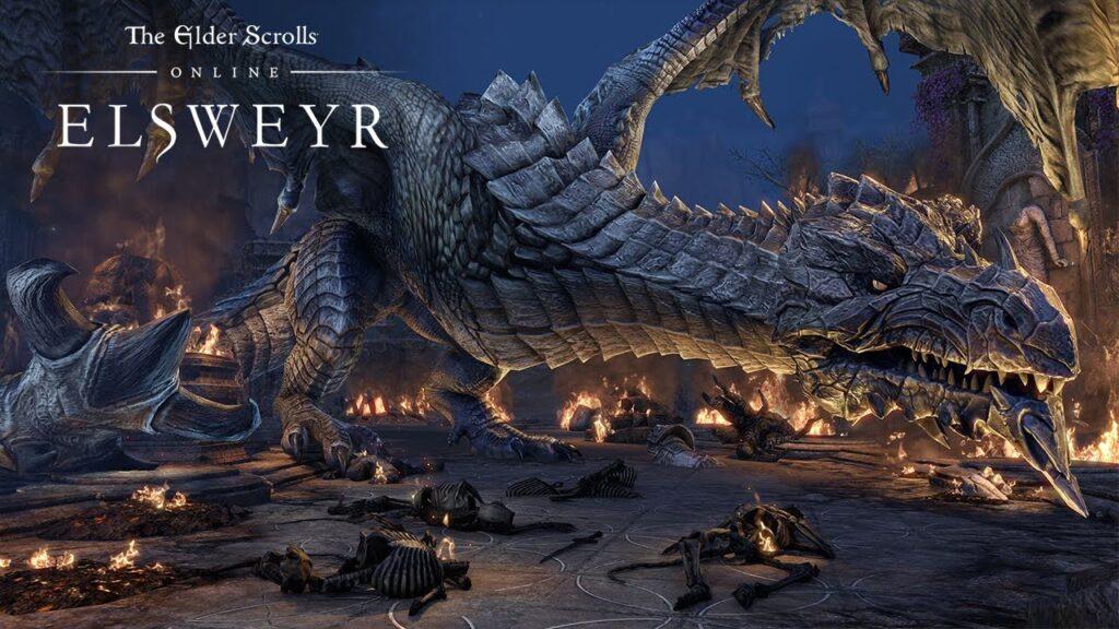 recensione elsweyr draghi drago