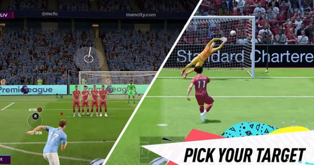Fifa 20 Video Gameplay