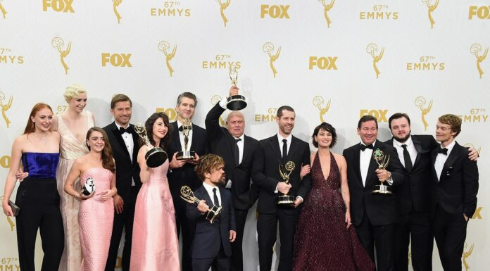 game of thrones emmy nominations awards 2019