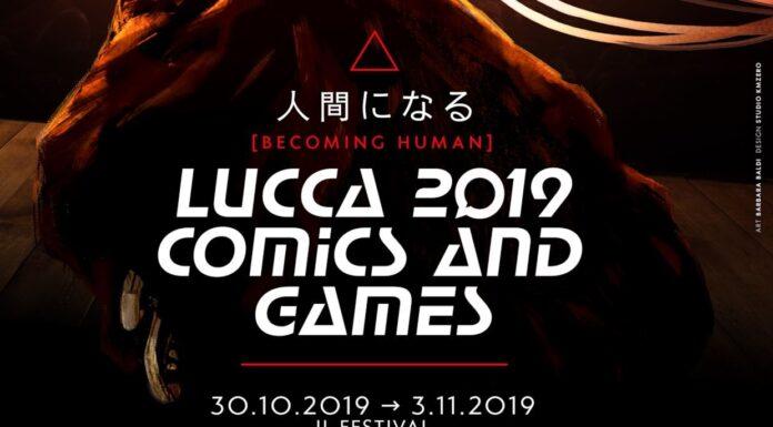 Lucca Comics & Games 2019