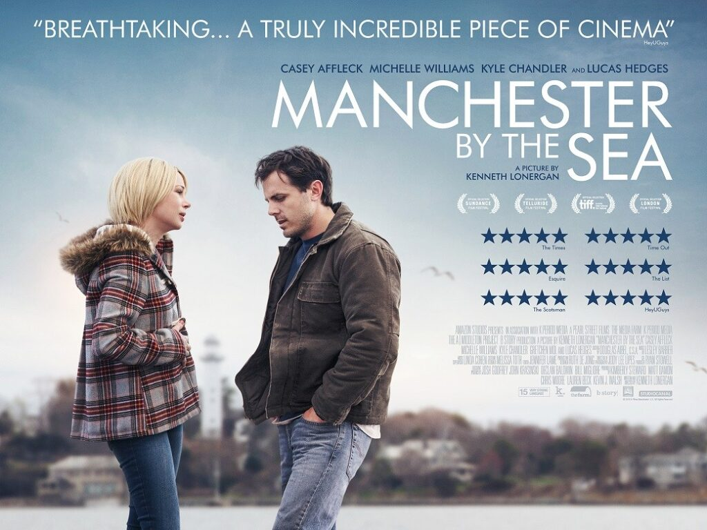 titoli film netflix manchester by the sea