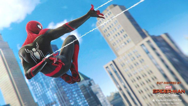 Spiderman due nuovi costumi
