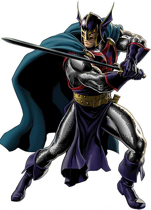 Marvel Cinematic Universe kit harington Black knight d23 Expo