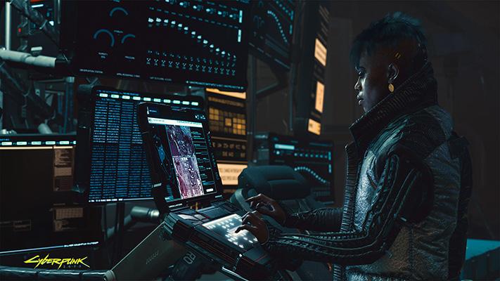Cyberpunk 2077 Voodoo-Boys