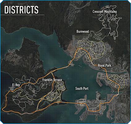 Distretti Ventura Bay NFS