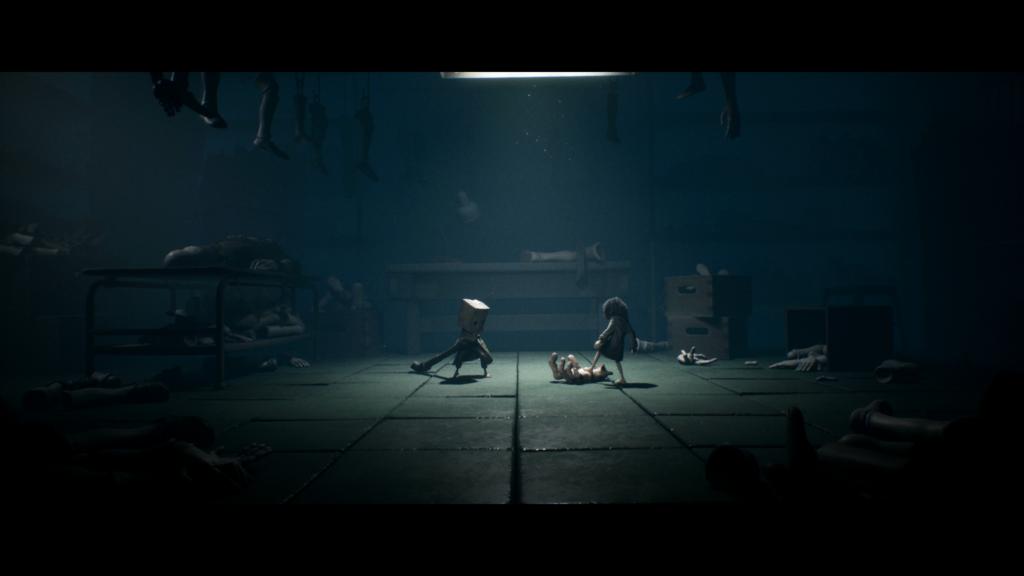Little Nightmares II nuovo trailer - l'Ospedale - tarsier studios