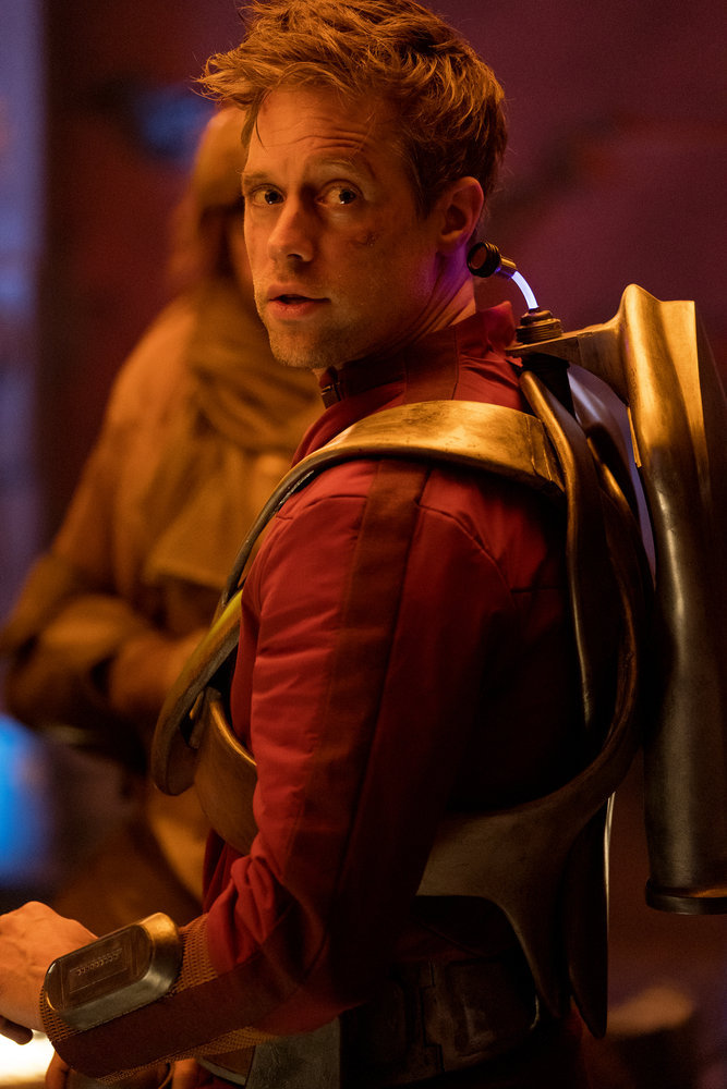 "Krypton ""The Alpha and The Omega""  adam strange"