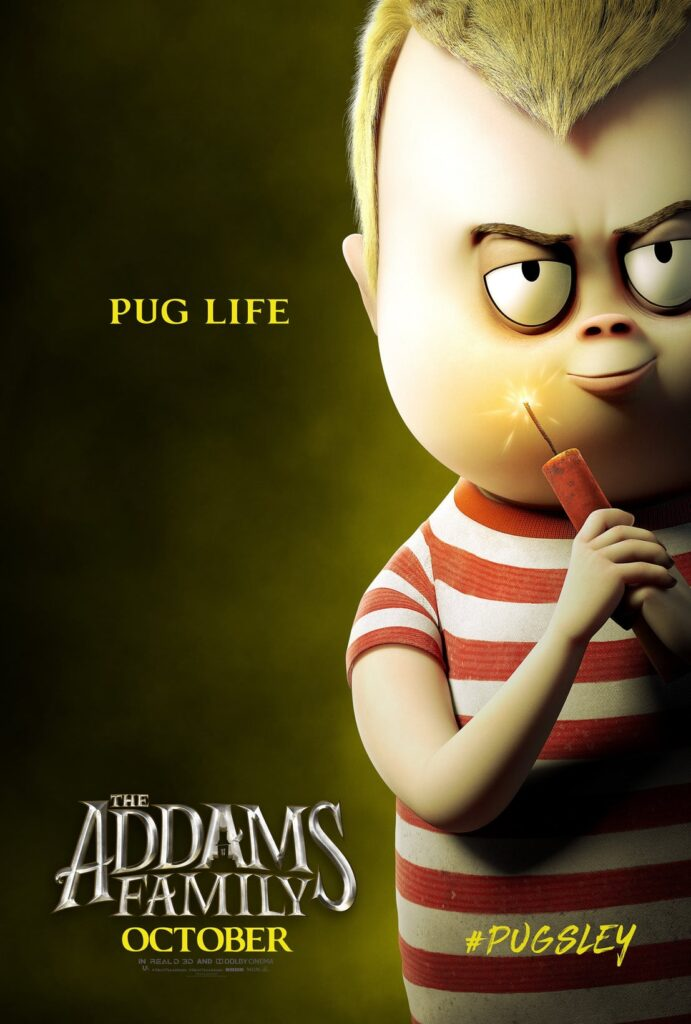 La Famiglia Addams - Pugsley