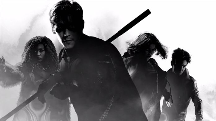 titans 2 dc universe teaser trailer seconda stagione