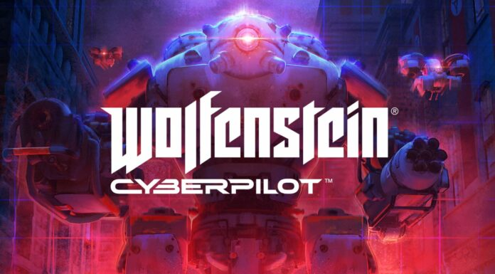 Wolfenstein Cyberpilot Wallpaper