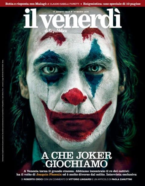 Joaquin Phoenix rivela l'origine oscura e reale della risata del Joker