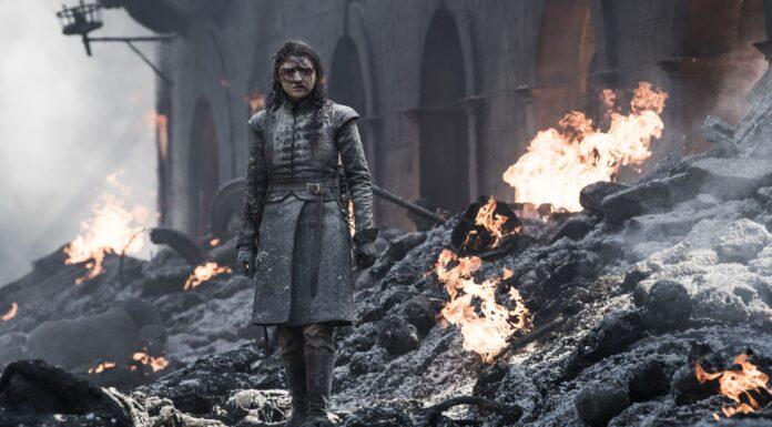 Game of Thrones 8: Arya Stark