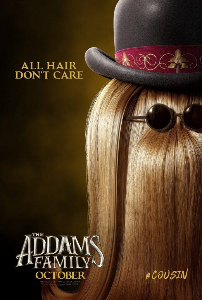 La Famiglia Addams - cugino itt