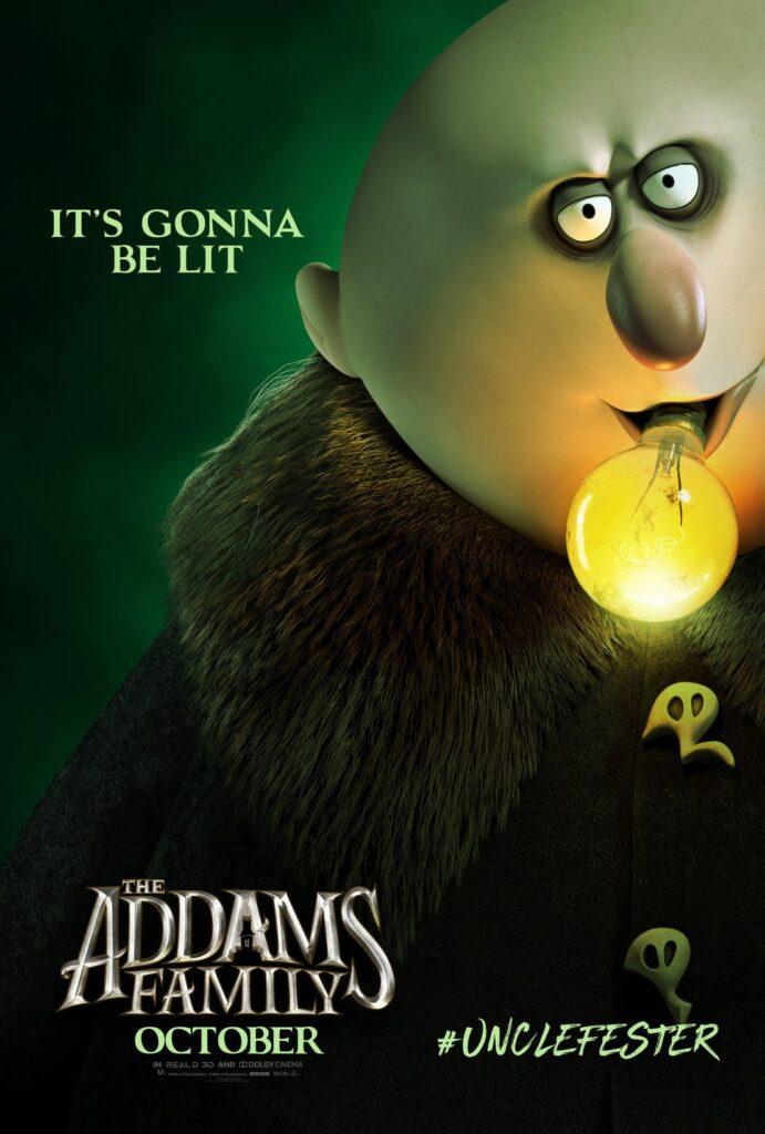 La Famiglia Addams - Fester