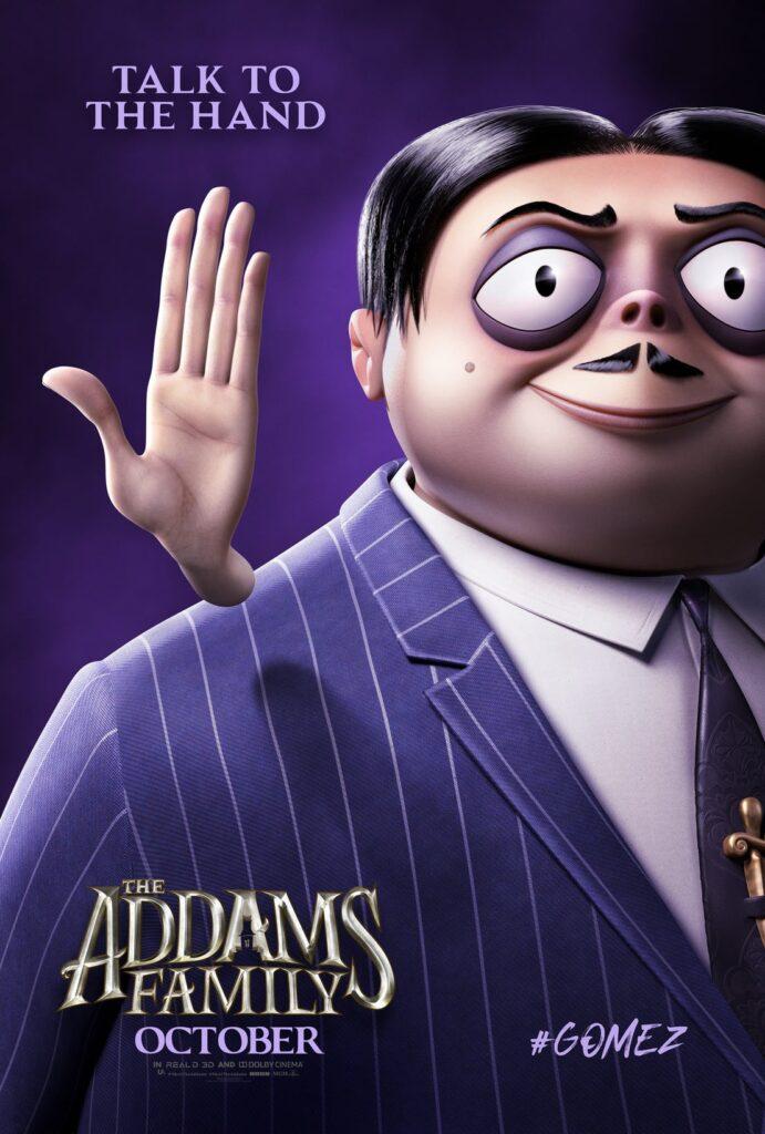 La Famiglia Addams - Gomez