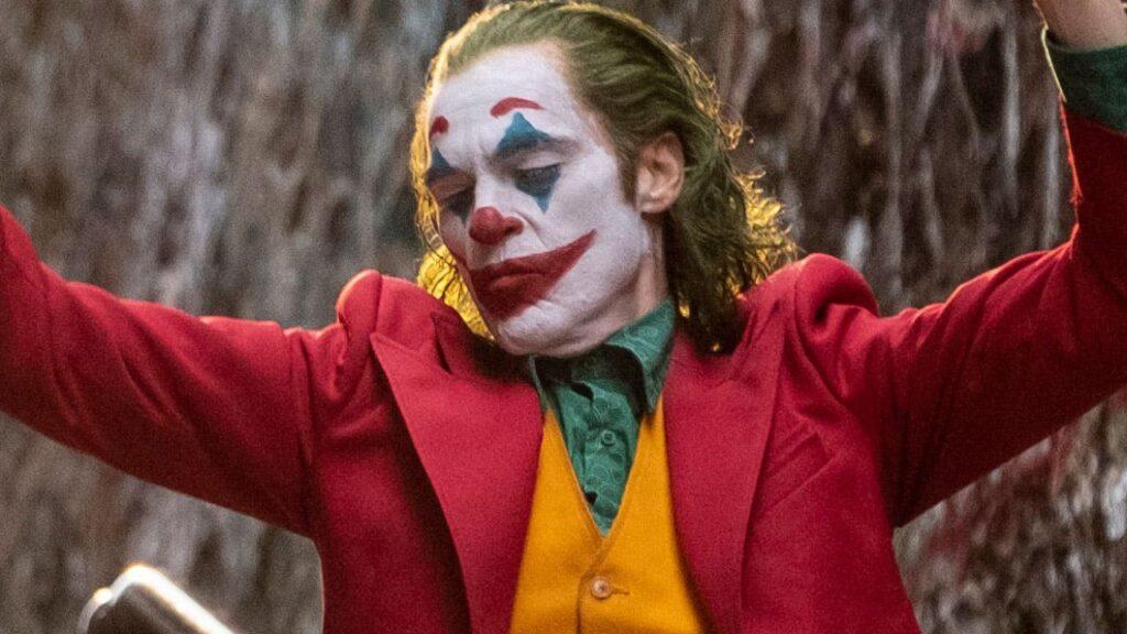 Joker: Joaquin Phoenix warner bros todd phillips