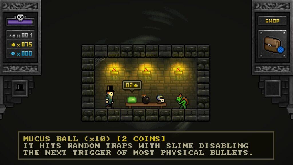 objects room screenshot