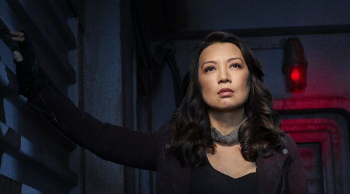 Ming-Na Wen in Star Wars: The Mandalorian