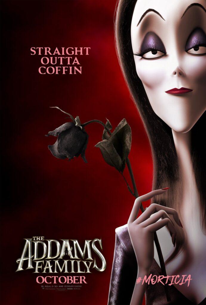 La Famiglia Addams - Morticia