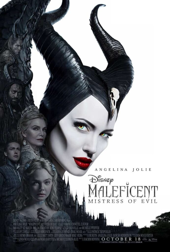 Maleficent: Signora del Male live-action disney