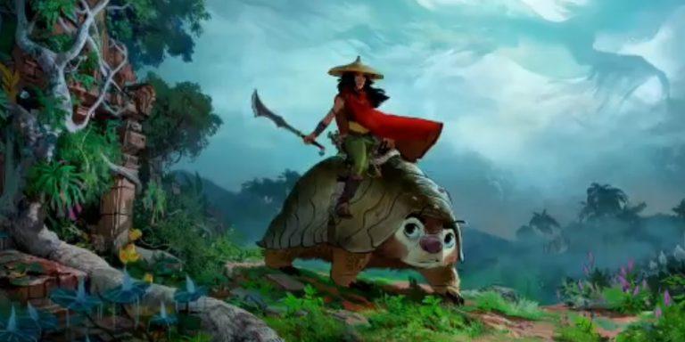 D23 Expo 2020 - Raya and the last dragon - Disney