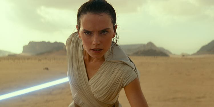 Rey, Star Wars: L'Ascesa di Skywalker, Imperatore