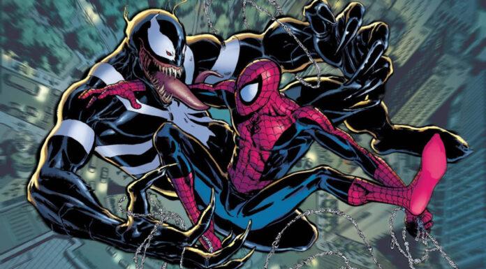 Venom e Spider-Man
