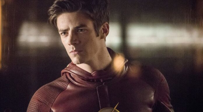 The Flash: Barry Allen (Grant Gustin)