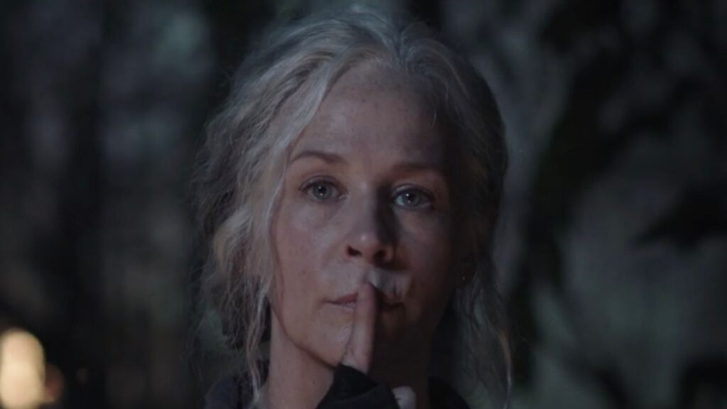 "The Walking Dead: ""Silence"", Carol"