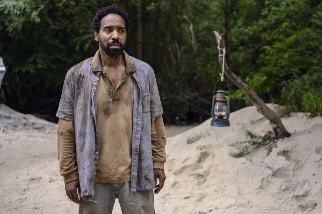 The Walking Dead 10: Kevin Carroll - Virgil (Credits: AMC)