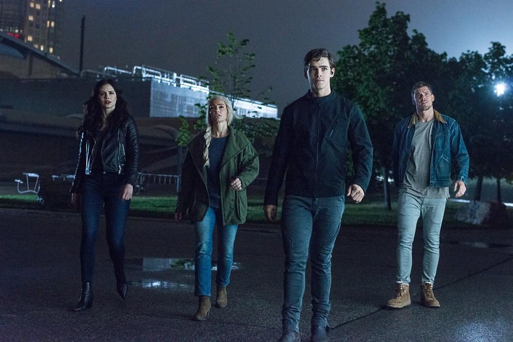titans 2x03 recap ghosts dc universe