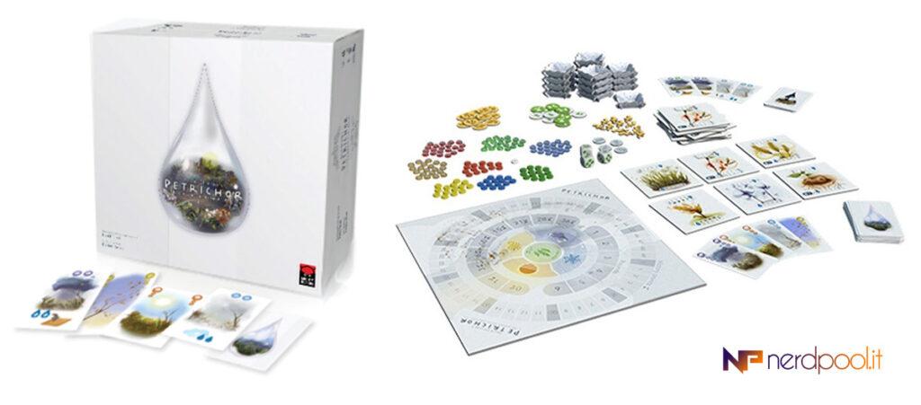 Uno dei 5 giochi autunnali: Petrichor