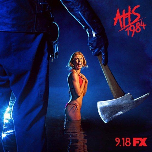 american horror story: 1984 teaser trailer fx