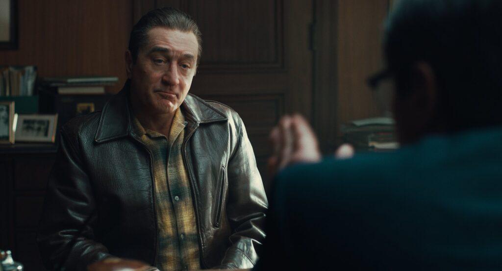 Robert De Niro, The Irishman, Scorsese